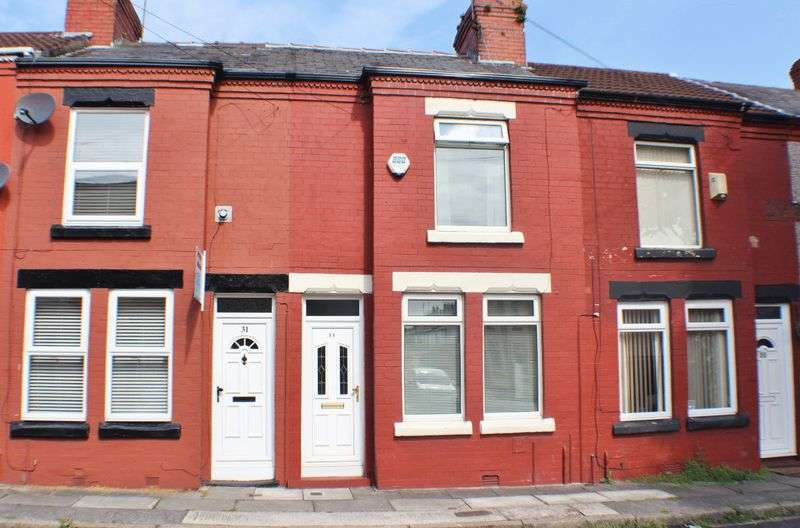 2 Bedrooms Terraced House for sale in Bridgeford Avenue, West Derby, Liverpool