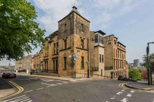 1 Bedroom Flat for sale in 65 Garnet Street, Garnethill, Glasgow, City Centre, G3 6QL