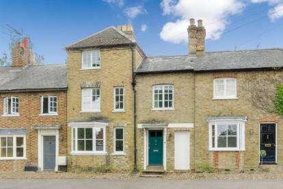 4 Bedrooms Terraced House for sale in George Street, Woburn, Milton Keynes, Bedfordshire