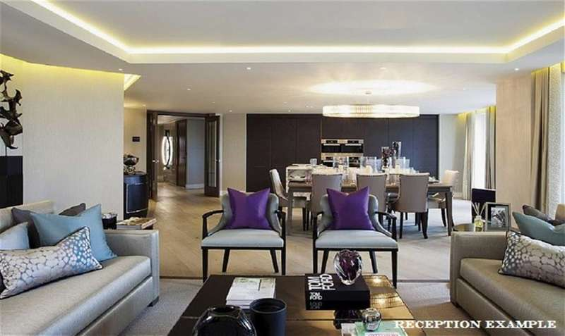 3 Bedrooms Property for sale in The Tower, Chelsea Creek, London