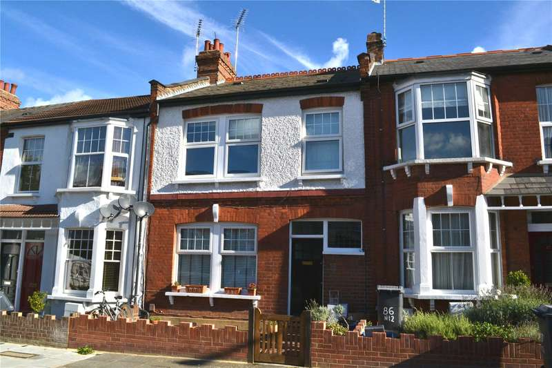 3 Bedrooms Terraced House for sale in Grange Avenue, North Finchley, N12