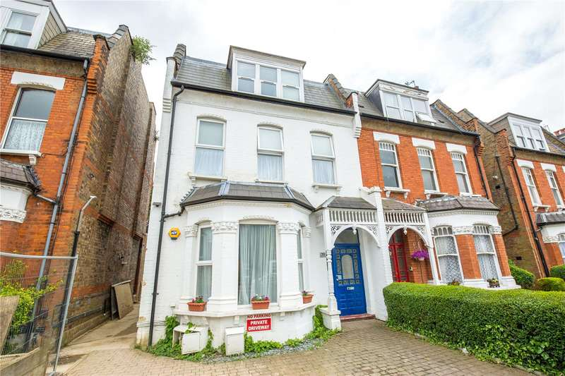 2 Bedrooms Apartment Flat for sale in Woodside Park Road, North Finchley, London, N12