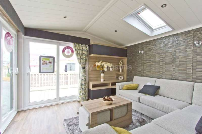 2 Bedrooms Mobile Home for sale in Flookburgh, Cumbria