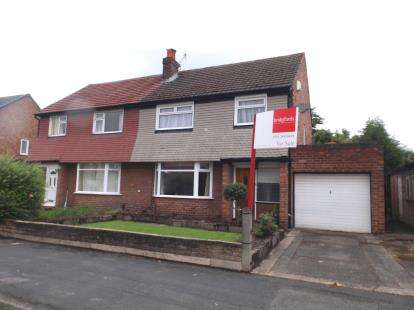 3 Bedrooms Semi Detached House for sale in Woodhouse Road, Urmston, Manchester, Greater Manchester