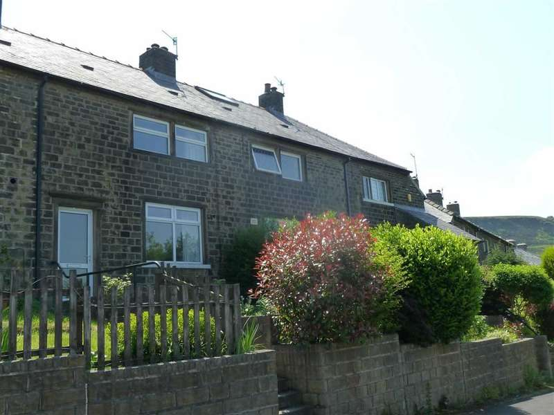 2 Bedrooms Property for sale in Woods Terrace, Marsden, HUDDERSFIELD, HD7