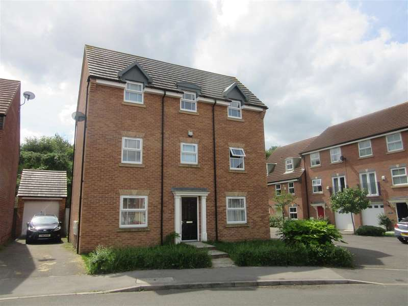 4 Bedrooms Property for sale in High Main Drive, Bestwood Village, Nottingham