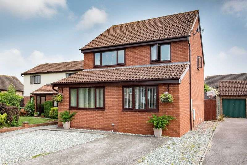 4 Bedrooms Detached House for sale in Chancel View, Belmont, Hereford, HR2 7XD
