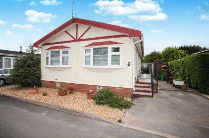 2 Bedrooms Mobile Home for sale in Avon View Park Homes, Oxford Road, Ryton On Dunsmore, Coventry