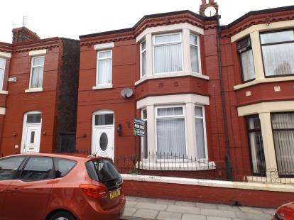 3 Bedrooms End Of Terrace House for sale in Oban Road, Liverpool, Merseyside, L4