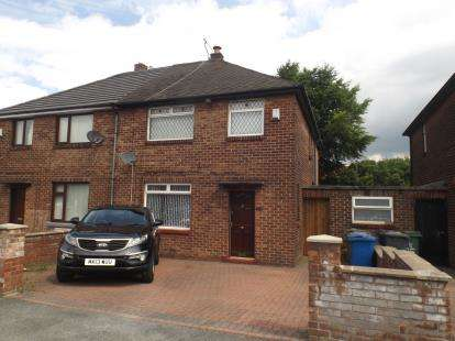 3 Bedrooms Semi Detached House for sale in Walpole Avenue, Wigan, Greater Manchester, WN3