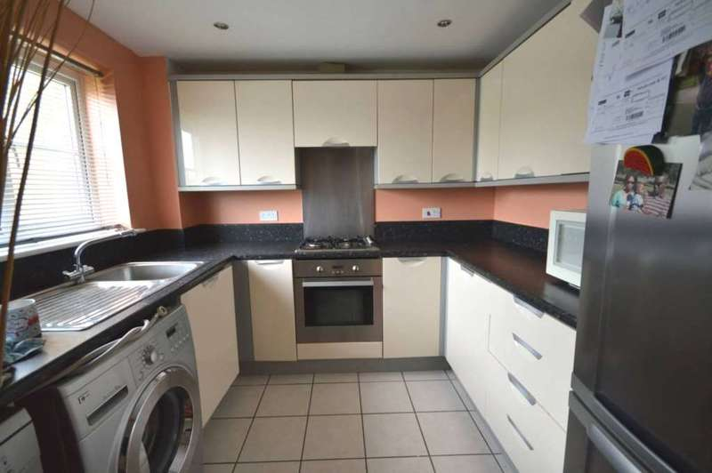 2 Bedrooms Apartment Flat for sale in Brandon Close, Chafford Hundred