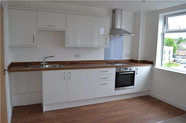 2 Bedrooms Flat for sale in Ashbourne House, Fishponds Road, Bristol, BS5 6SH