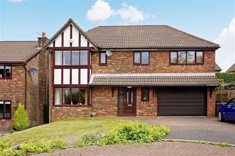 5 Bedrooms Property for sale in Jacks Key Drive, Darwen, Lancashire
