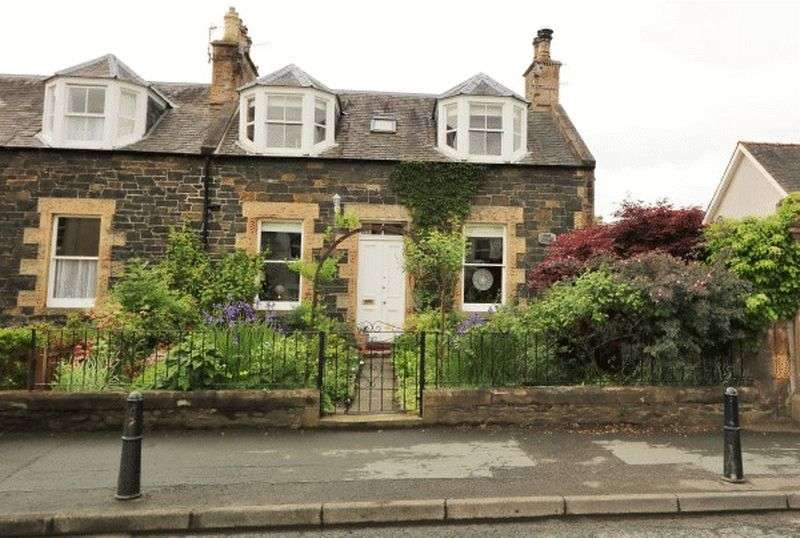 2 Bedrooms Cottage House for sale in Oak Cottage, 61 Old Town, Peebles
