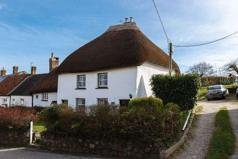 3 Bedrooms Cottage House for sale in Crockernwell, Exeter
