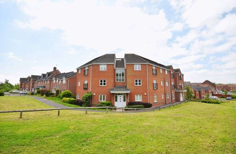 2 Bedrooms Flat for sale in Moorefields View, Norton Heights