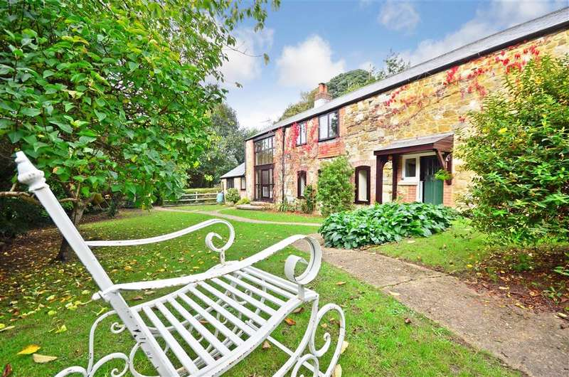 3 Bedrooms Barn Conversion Character Property for sale in Yaverland Road, Sandown, Isle of Wight