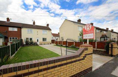 4 Bedrooms Semi Detached House for sale in East Lane, Stainforth, Doncaster, South Yorkshire