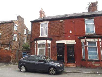 2 Bedrooms Terraced House for sale in Hibbert Street, Manchester, Greater Manchester