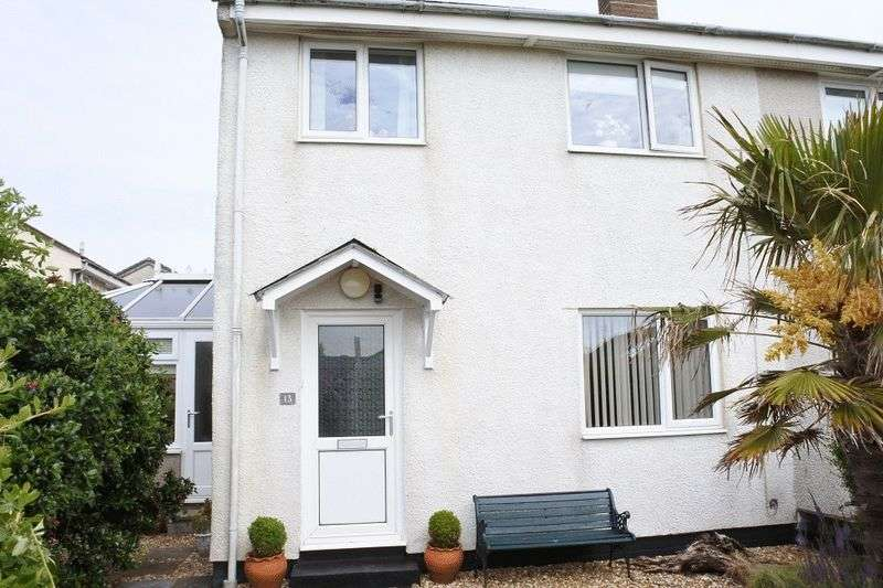 3 Bedrooms Semi Detached House for sale in Moricambe Park, Skinburness, Silloth