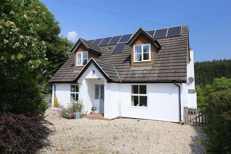 4 Bedrooms Detached House for sale in 1 Maes Y Delyn, Ruthin