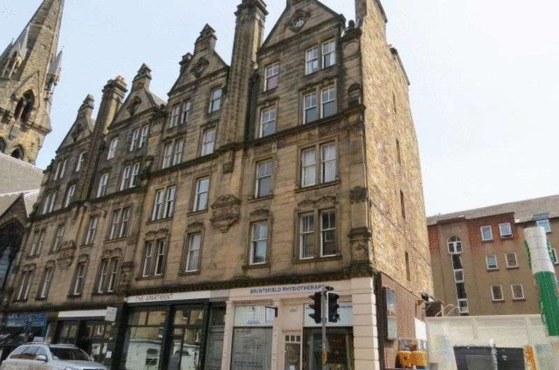 2 Bedrooms Flat for sale in 2f1 Barclay Place, Edinburgh