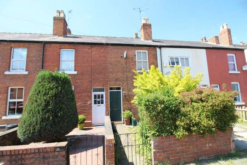 2 Bedrooms Terraced House for sale in Bradford Street, CH4