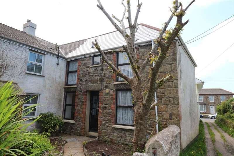 2 Bedrooms End Of Terrace House for sale in Lower Pengegon, Camborne, Cornwall
