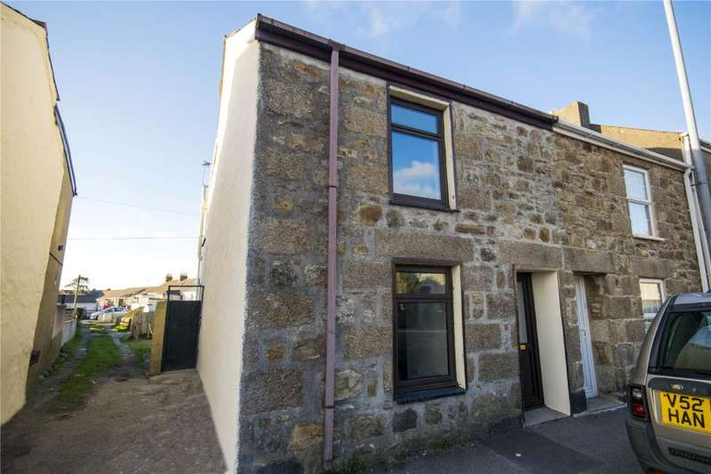 2 Bedrooms End Of Terrace House for sale in Trevenson Street, Camborne, Cornwall