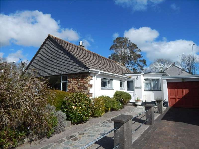 3 Bedrooms Bungalow for sale in Rosevale Estate, Penzance, Cornwall