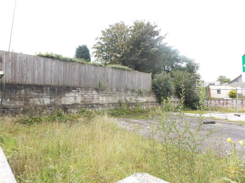 Land Commercial for sale in Churchtown Road, St Stephen, St Austell