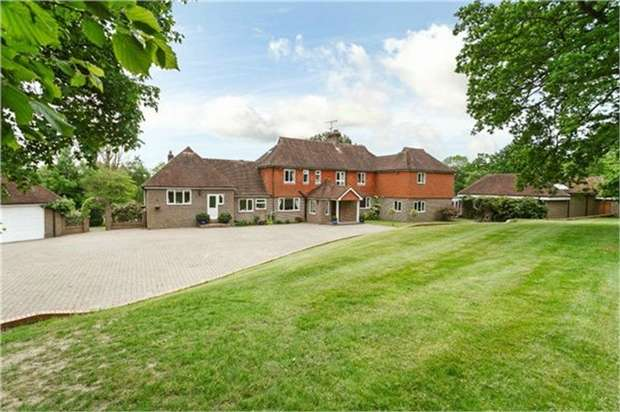 7 Bedrooms Detached House for sale in Bashurst Hill, Itchingfield, Horsham, West Sussex