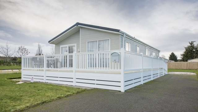 2 Bedrooms House for sale in Evesham Moffat Manor Holiday Park, Beattock, Dumfries and Galloway, DG10 9RE