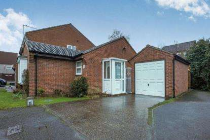 2 Bedrooms Bungalow for sale in Tealby Close, Nottingham, Nottinghamshire