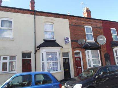 2 Bedrooms Terraced House for sale in Lodge Road, Aston, Birmingham, West Midlands