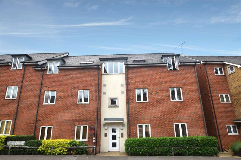 2 Bedrooms Apartment Flat for sale in Hieatt Close, Mount Pleasant, Reading, Berkshire, RG1