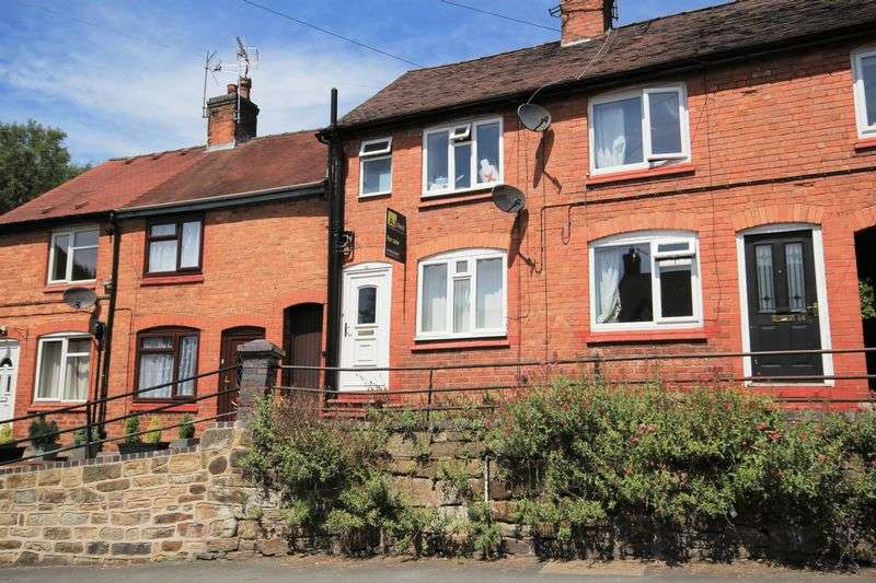 2 Bedrooms Terraced House for sale in Sherry Mill Hill, Whitchurch