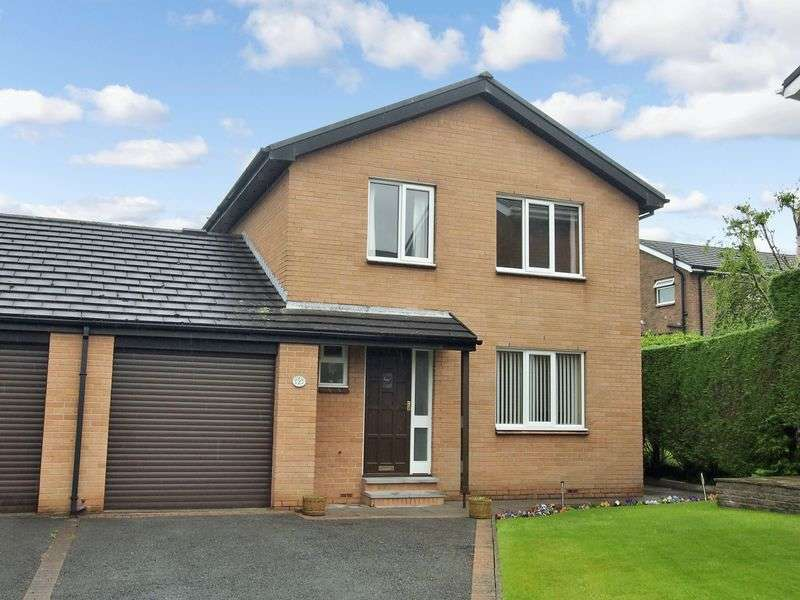 3 Bedrooms Detached House for sale in Buseph Court, Torrisholme, Morecambe
