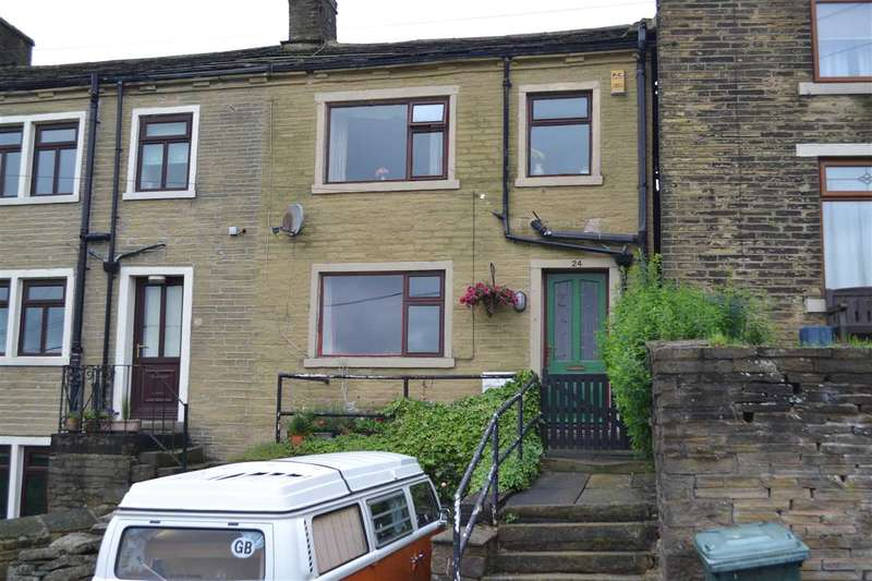 2 Bedrooms Semi Detached House for sale in Green Lane, Thornton, Bradford