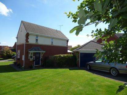 3 Bedrooms Detached House for sale in Manna Drive, Elton, Chester, Cheshire, CH2