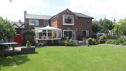 5 Bedrooms Detached House for sale in Westway, Fulwood, PR2