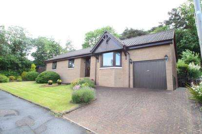 3 Bedrooms Bungalow for sale in Whitsun Dale, East Kilbride, Glasgow, South Lanarkshire