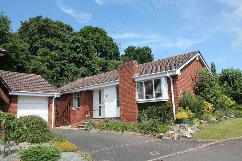 3 Bedrooms Detached Bungalow for sale in Royal Oak Drive, Apley, Telford