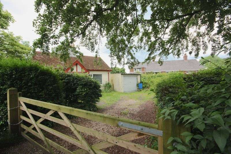 2 Bedrooms Detached Bungalow for sale in Dorothy Walk, Warminster