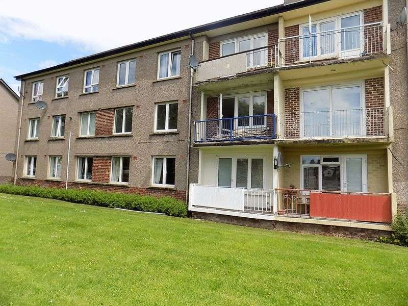2 Bedrooms Flat for sale in Chisholm Place, Grangemouth