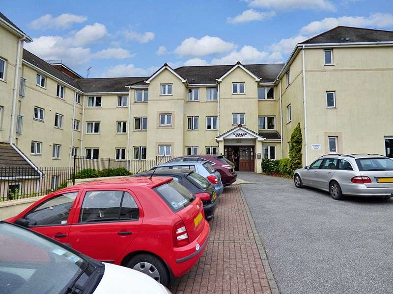 1 Bedroom Retirement Property for sale in Windsor Court, Newquay, TR7 2DD