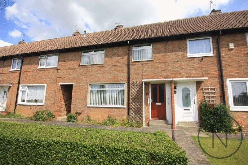 2 Bedrooms Terraced House for sale in Bowes Road, Newton Aycliffe