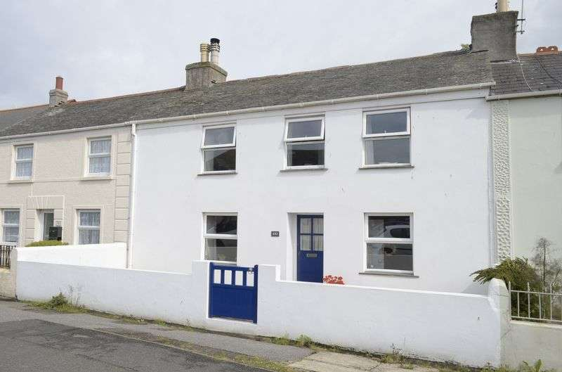 4 Bedrooms Terraced House for sale in Commercial Road, Hayle