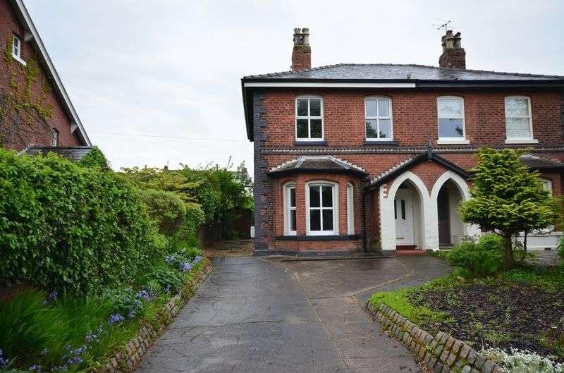 4 Bedrooms Semi Detached House for sale in 40 Breck Road, Poulton Le Fylde Lancs FY6 7AQ