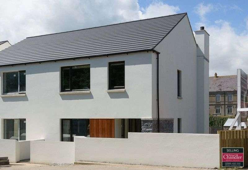 3 Bedrooms Semi Detached House for sale in 26 Birch Lane, Saintfield, BT24 7FP